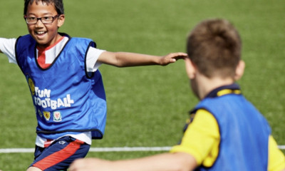 Free McDonald's Kids Football Session
