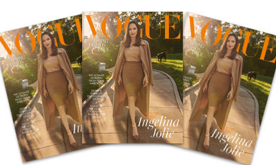 3 Issues of Vogue Magazine for £1