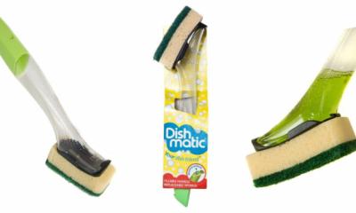 Free Dishmatic Washing Up Brush