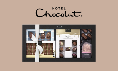 Win a Huge Hotel Chocolat Easter Hamper