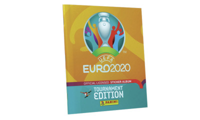 Free EURO 2020 Sticker Album