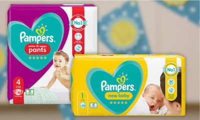 Free Pampers Nappies Coupon