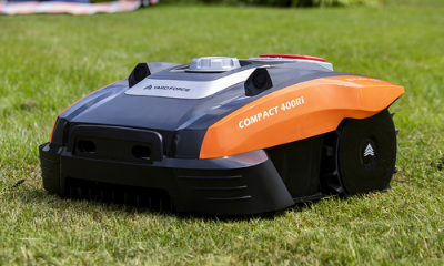 Win a Robot Lawn Mower from Yard Force