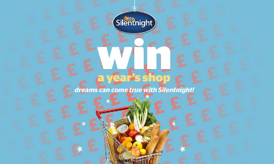 Win a Year's Worth of Food Shops