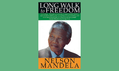 Free Copy of 'Long Walk to Freedom'