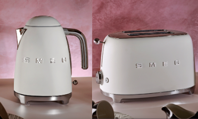 Win Smeg Appliances (worth £410)
