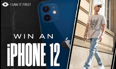 Win a Brand New iPhone 12