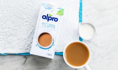 Free Alpro Soya Milk