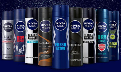 Free NIVEA Men's Deodorant