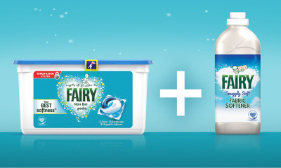 Free Fairy Laundry Bundle