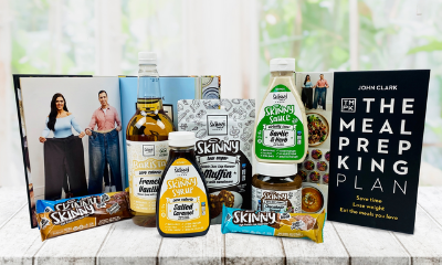 Win a Bundle from Skinny Food Co & The Meal Prep King Plan