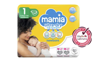 Free Mamia Nappies