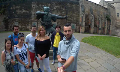 Free Walking Tours | Nottingham, Nottinghamshire