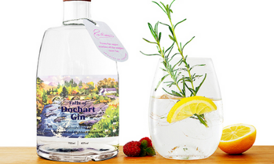 Win a Limited Edition Bottle of Falls of Dochart Scottish Gin