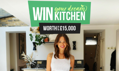Win Your Dream Kitchen (worth up to £15,000)