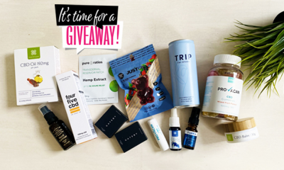 Win a Huge Bundle of CBD Products