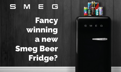 Win a Smeg Beer Fridge + a £100 Beer52 Voucher