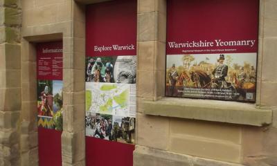 Warwickshire Yeomanry Museum | Warwick, Warwickshire
