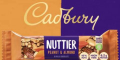 Free Cadbury Chocolate Bar