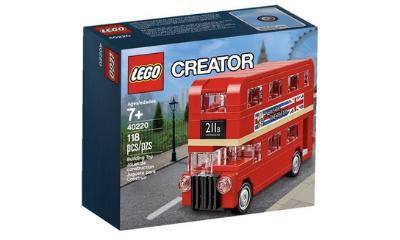 Win a LEGO London Bus Kit