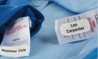 Free Stick-On Name Labels