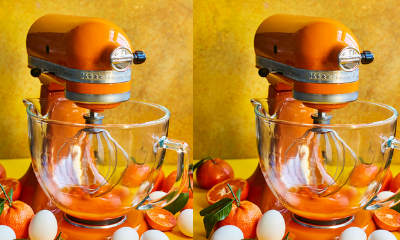 Win a KitchenAid Artisan Stand Mixer & K400 Blender