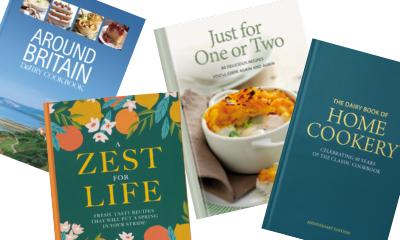 Win a Bundle of Cookbooks
