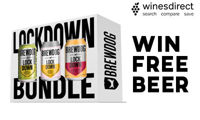 Win a Free Case of BrewDog Beer