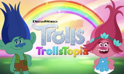 Free Trolls Party Pack
