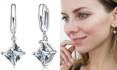Free Swarovski Earrings (Worth £50)