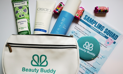 Free Makeup Products from Beauty Buddy