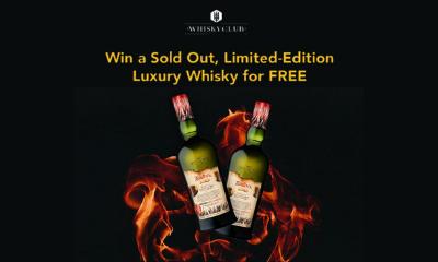 Win a Bottle of Ardbeg Scorch Whisky