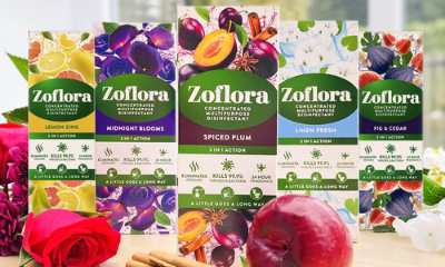 Win a Year's Supply of Zoflora