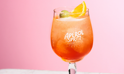 Free Aperol Spritz When you Dine In