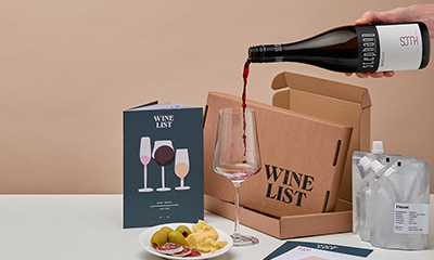 Free Letterbox Wine
