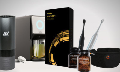 Win an Air Purifier, Electric Toothbrush, Smart Sleep Mask and More