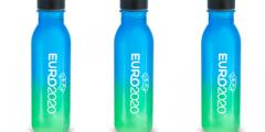 Free UEFA Water Bottle