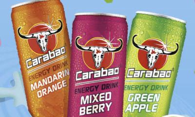 Free Carabao Energy Drink