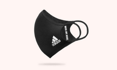Free Adidas Face Masks - 5,000 Available!*FREEBIE NOW EXPIRED