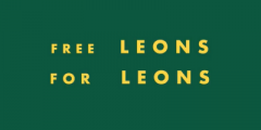 Free Food for Anyone Called Leon