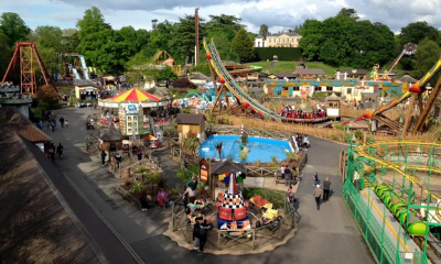 Win a Family Ticket to West Midland Safari Park