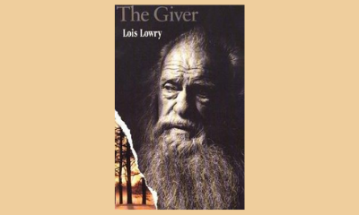 Free Copy of 'The Giver'