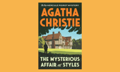 Free Copy of 'The Mysterious Affair at Styles'