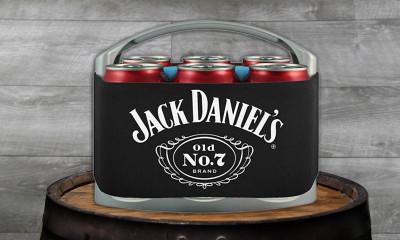Free Jack Daniel's Drinks Cooler