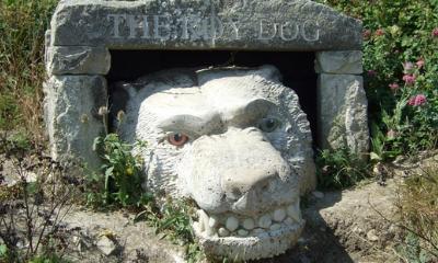 Tout Quarry Sculpture Park | Portland, Dorset