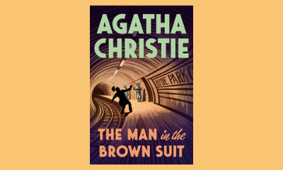 Free Copy of 'The Man in the Brown Suit'
