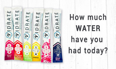 Free Hydrating Drinks Pack