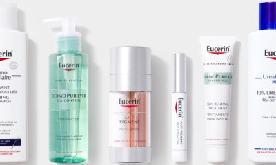 Free Beauty Products from Eucerin