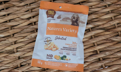 Free Dog Food from Nature's Variety
