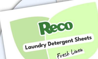 Free Laundry Detergent Sheets